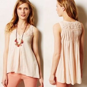 Anthropologie Meadow Rue Tonala Tank Top